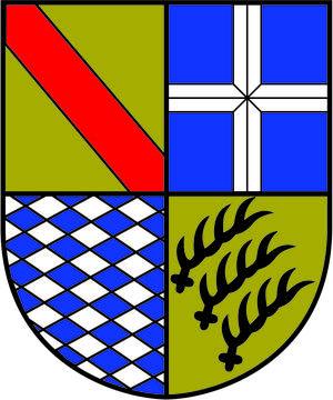 Wappen des Landkreis Karlsruhe