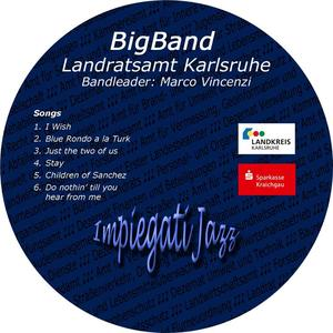 Label CD Bigband