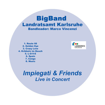 Impiegati & Friends Live in concert